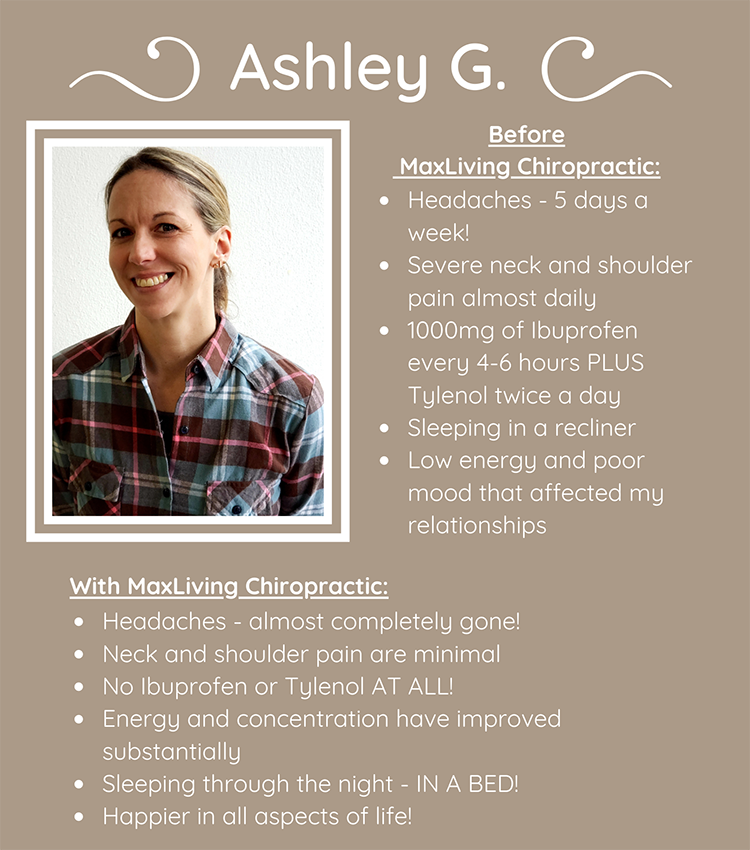Chiropractic Clemmons NC Patient Testimonial Ashley G