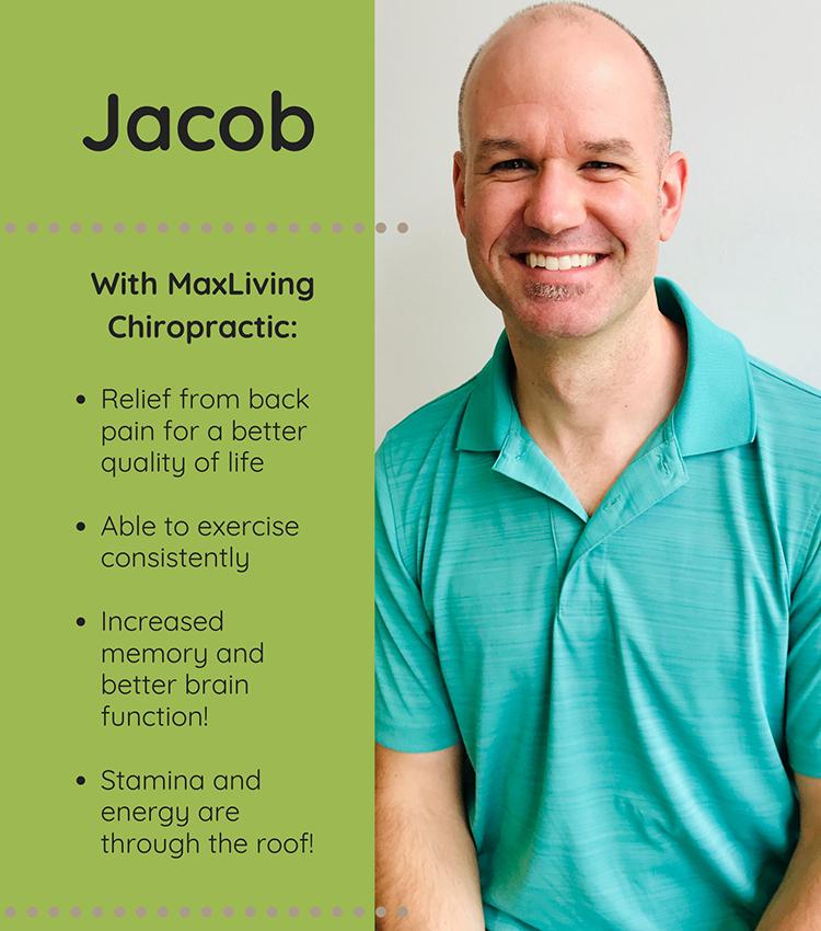 Chiropractic Clemmons NC Patient Testimonial Jacob