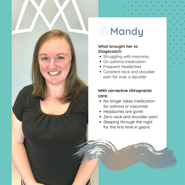 Chiropractic Clemmons NC Patient Testimonial Mandy