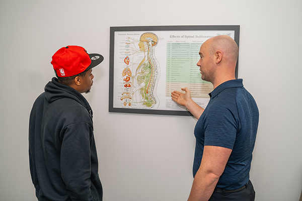 Chiropractor Clemmons NC Jason Barker Chiropractic Care Explained HP