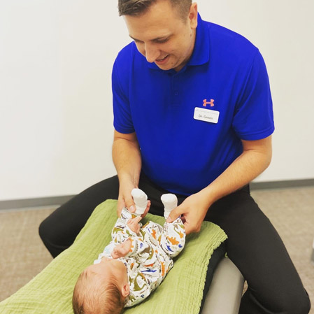 Chiropractic Care for Kids in Clemmons NC